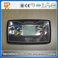 Reliable factories! remote control generator with LCD player