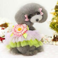 Fashion dress dog clothes