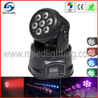 10 watt RGBW 4in1 silm led moving head light price