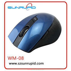 2015 Latest USB 2.4g 6D IR mouse Wireless Mouse for PC and Latop