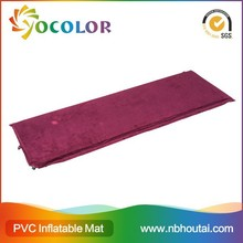 fashion style light weight self inflatable beach mat
