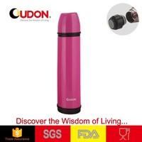 eagle stainless steel vacuum flask with hotel logo