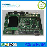 Electronic Digital Camera PCB circuits assembly project