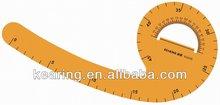 Kearing Brand,under arm garment ruler ,curve shop,dressmaking curve,curve equipment,armhole sewing#6045B