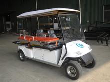 Elétrica ambulância carrinho de golfe, Ambulância carro de golfe / golf carrinho / carrinho de golfe EG2028TB1