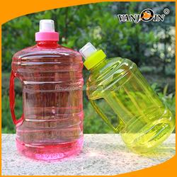 1.2L/2.2L BPA Free PET Plastic Water Jug with Side Handle