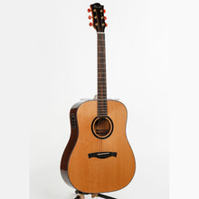 """41""""High Quality All Solid Acoustic Guitar PT-920 from Venice Musical Intrument Factory"""