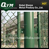 PVC Coated Chain Link Fence / Galvanized Chain Link Fence