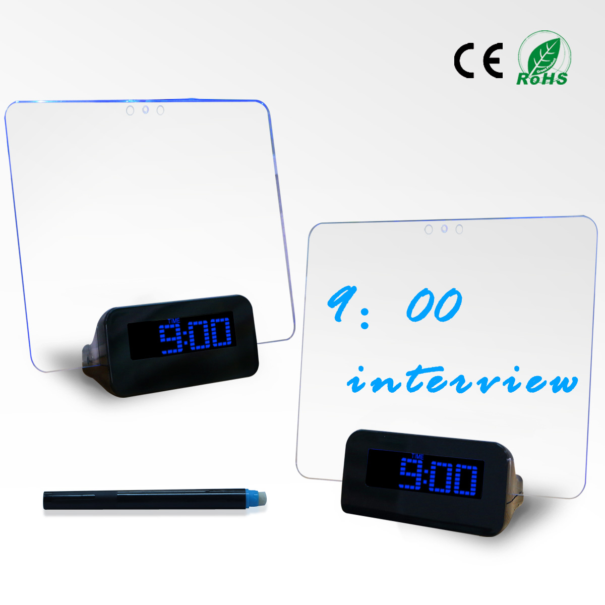 table & home & office decorative clock