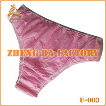 Hygienic Womens Disposable Period Panties