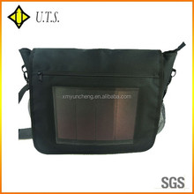 Top quality solar shoulder bag for computer $46.27