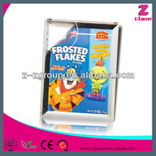 Popular design Slim Crystal LED Light Box exporter