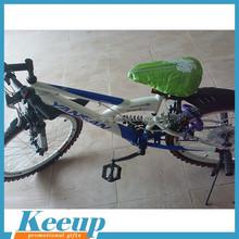 Outdoor Advertising Waterproof Bike Seat Rain Cover