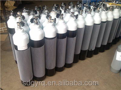 Seamless steel hydrogen nitrous oxide gas cylinder manufacturers buy