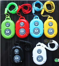 Customized logo ,candy color smart bluetooth remote shutter