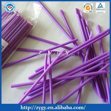 Spoon plastic straws