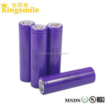 In stock LG E1 3200mah 18650 flat top 18650E1 rechargeable li-ion 18650 battery