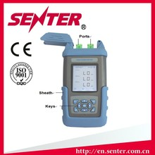 ST805C handheld SC/PC SC/APC Pon optical power Meter with English Menu