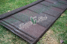 No.1 stone coated metal roof tile supply for villa roof