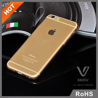 Jules.V Aqua Serie Clear TPU Back Case Cover For iPhone 6/6 Plus
