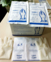 Surgical Hospital products hand Gloves Factory size 6 6.5 7 7.5 8 8.5 9 EN455 ASTMD3577 in china cheaper Latex Sterile Surgical