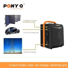 800W 1280Wh Portable Solar Power Pack / Solar Power System for Home with RoHS , CE , FCC , PSE Certificates