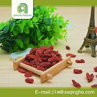 bulk certified organic ningxia goji berry