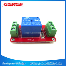 1-Channel 12V relay module Module relay 10a 30vdc power relay module