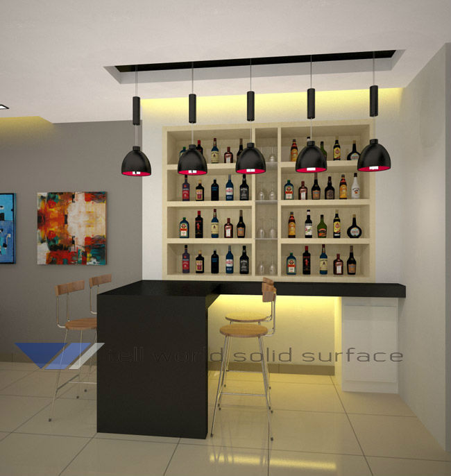Put At Home Bar Counter Design Retail Checkout Counters - Buy Retail ...