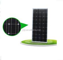 top quality good price 18v mono 90W 95w 100w solar panel in china UL