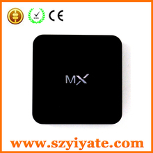 OEM Newest Arrival Internet TV Box Amlogic 8726 Dual Core MX Android Tv Box Android 4.2 OS Pre-installed XBMC