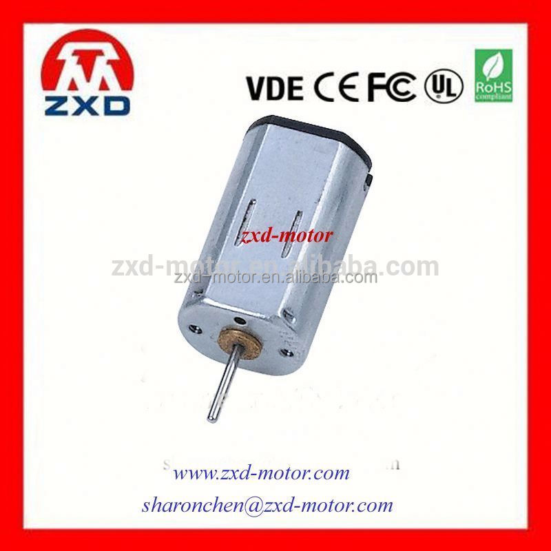 Small battery powered electric motor for rc for Battery powered dc motor