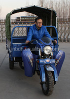 200 cc motor tricycle load cargo