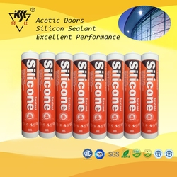 300ml Antifungus Acetic Great Performance Silicone Sealant