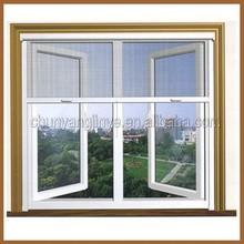 Most popular colourful standard casement window sizes