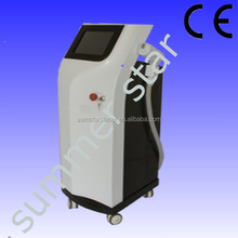 CE Certificate/2015 Best Laser Diode 808 for Painless and Permanent Hair Removal Application