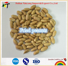 Crispy and delicious fried peanuts, roasted peanuts fruit