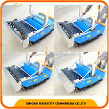 Construction wall plastering machine,sale well rendering machine for wall,stainless steel wall rendering machine