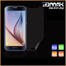 Hot New Product! Full Cover Anti-glare TPU Screen Protector for Samsung Galaxy S6 Edge