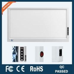 smart IR remote control three bank led x-ray film viewer/viewing box