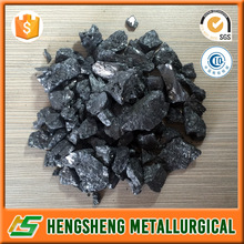 10-50mm iron cast silicon calcium alloy with free sample