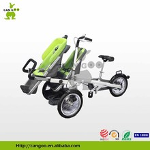 Wholesale Fancy Twin Baby Stroller 2-in-1 Folding Bicycle