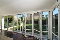 High quality well design aluminum main door designs home