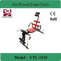 as seen on tv abdominal fitness equipment/hot total core ab machine exercise fitness