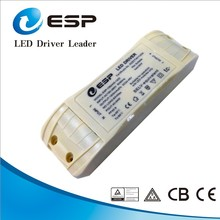 High quality 60W Non-Flicker LED drivers EMC approved led power supply