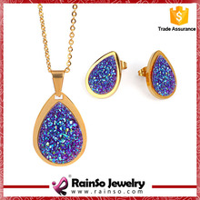 2015 the newest fashion jewelry display set for women/old/young