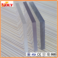 Transparent hard Plastic PC Sheets plate board,material of window and door canopy ect