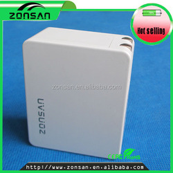 Interchangeable Mini Usb Tablet Charger For Amazon Kindle Acer A500 5v 2.4a wall charger for phone