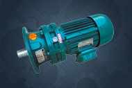 cycloidal gearbox , China compact cycloid gear motor