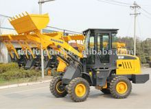 Articulated Small wheel loader 1.8ton